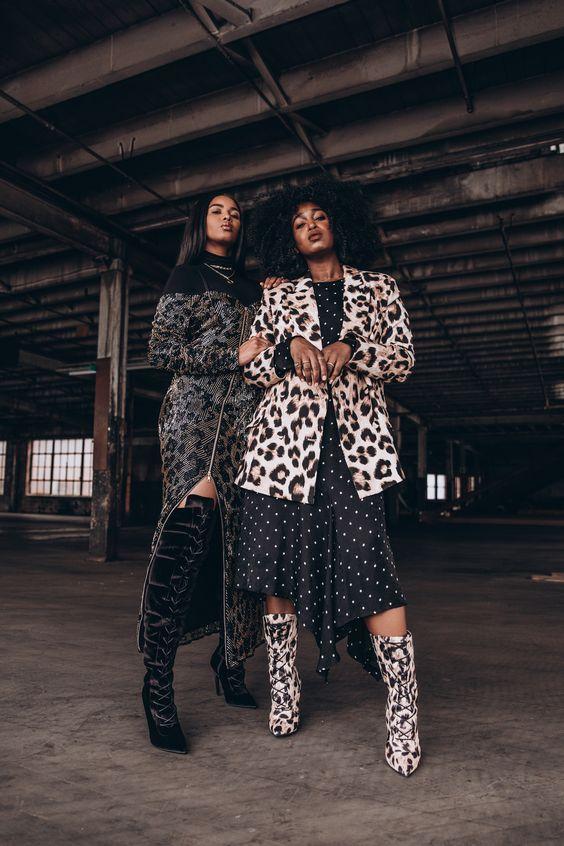 imprimé leopard tendance 2020