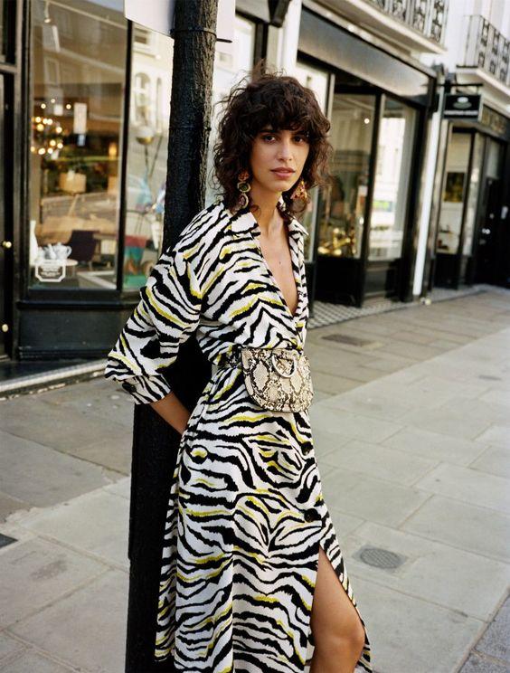 robe imprimé zebre quel look et tenue pour etre tendance