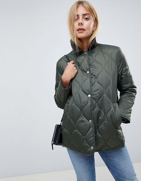 veste matelassée style chanel tendances de mode