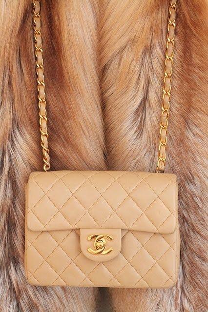 sac matelassé style chanel tendances de mode