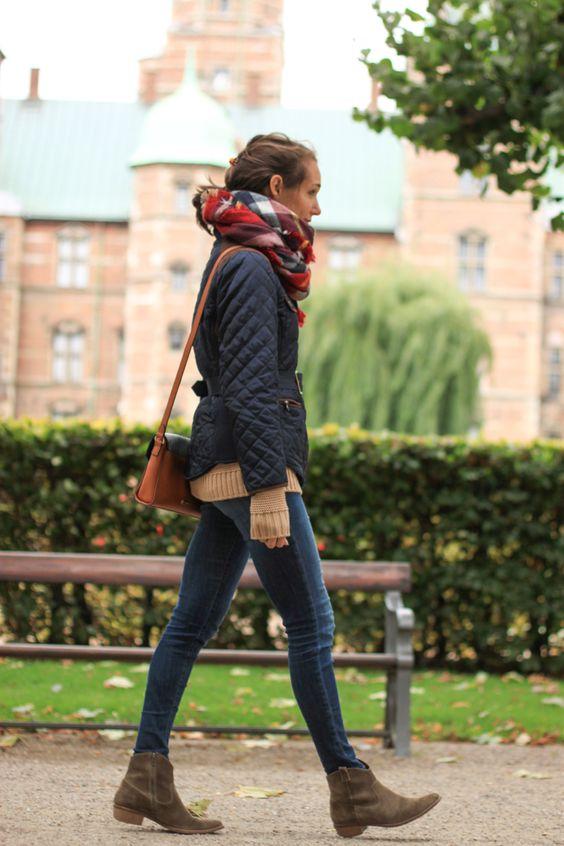 veste matelassé style chanel tendances de mode