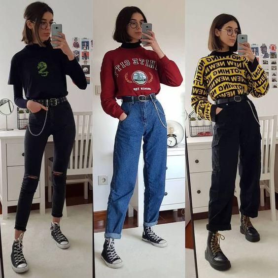mode années 90 comment etre tendance