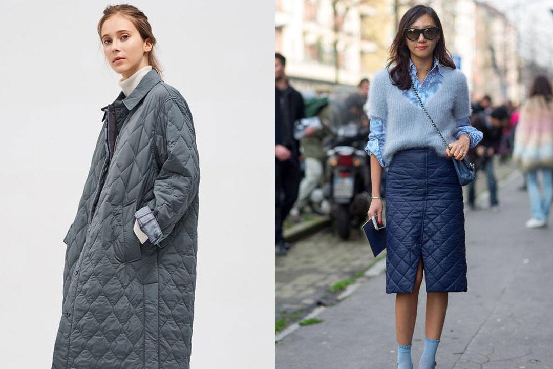 veste matelassée la tendance style chanel