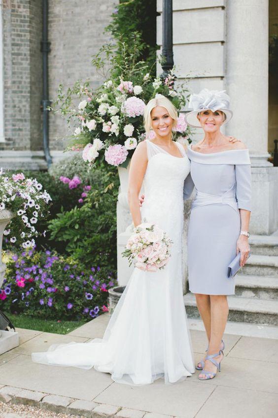 Quelle tenue de mariage pour femme de 50ans ?