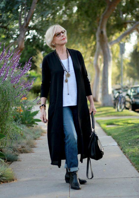 Femme: comment s'habiller à 60 ans?