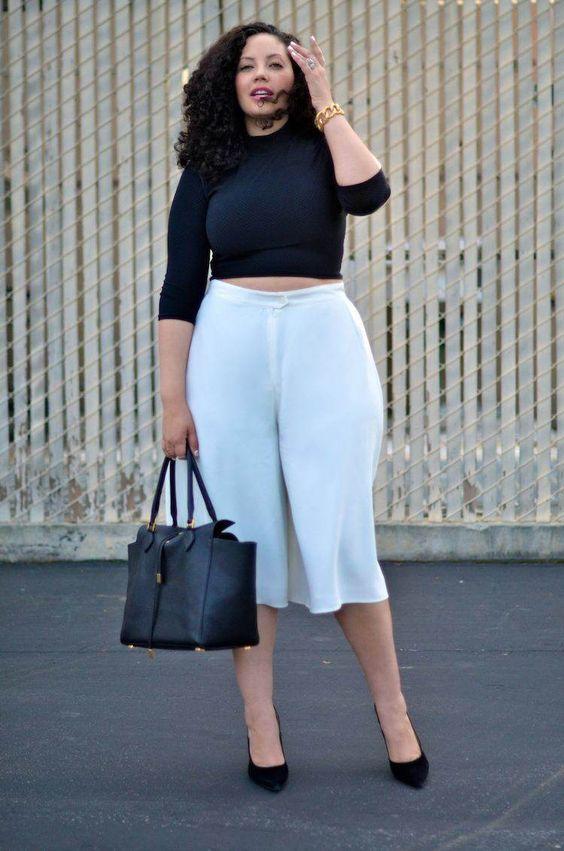 Comment s'habiller quand on est ronde avec du ventre ?