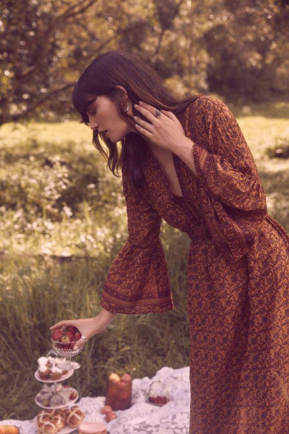 Tenue hippie chic: comment la porter?