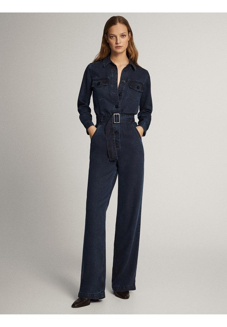 comment porter la combinaison pantalon
