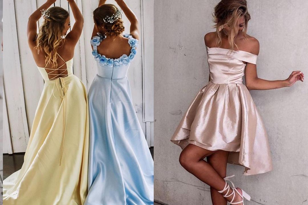 quelle robe de bal de promo choisir