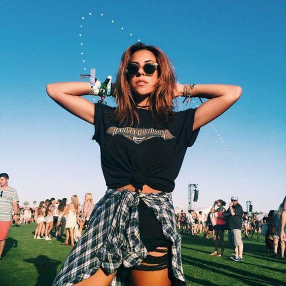 Quelle tenue pour un festival?