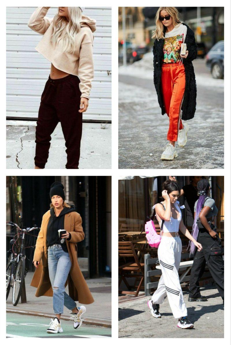 style vestimentaire femme sportswear