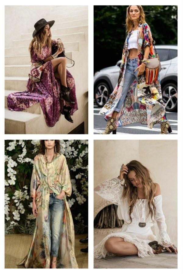 style vestimentaire femme bohème