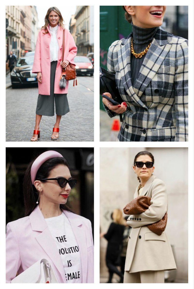 style vestimentaire femme néobourgeois