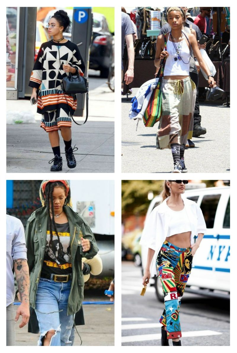 style vestimentaire femme jah