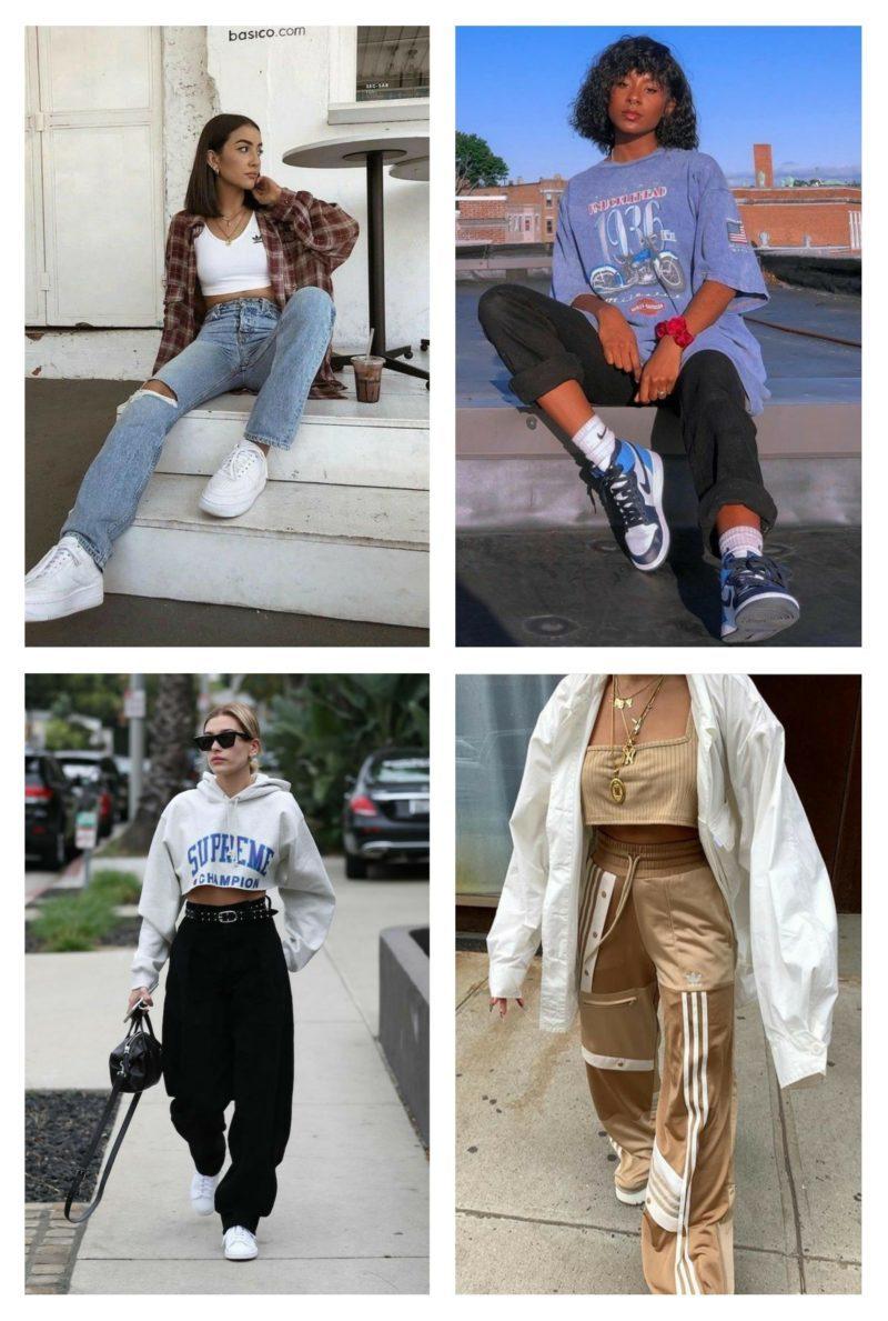 style vestimentaire femme streetwear