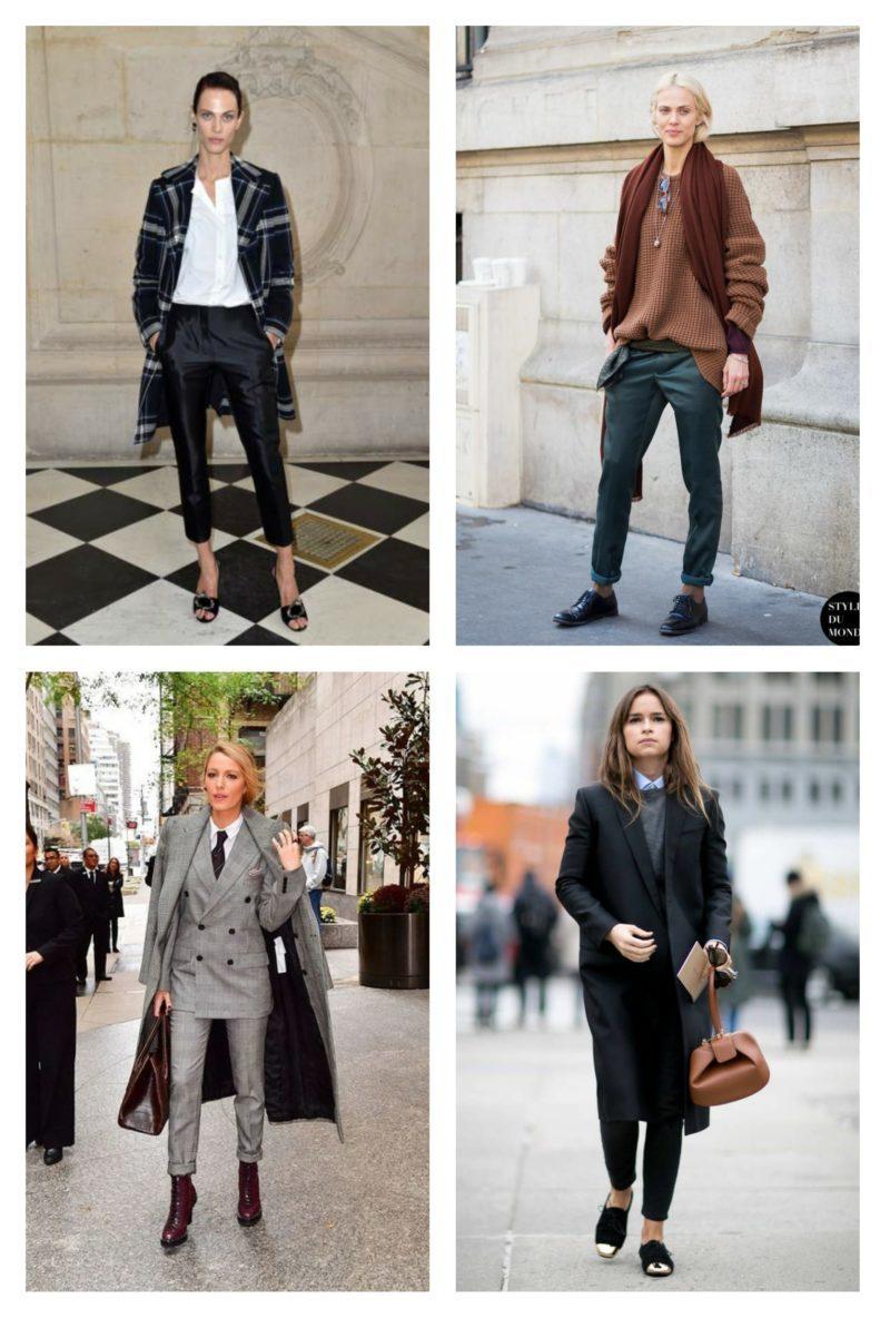 style vestimentaire femme boyish