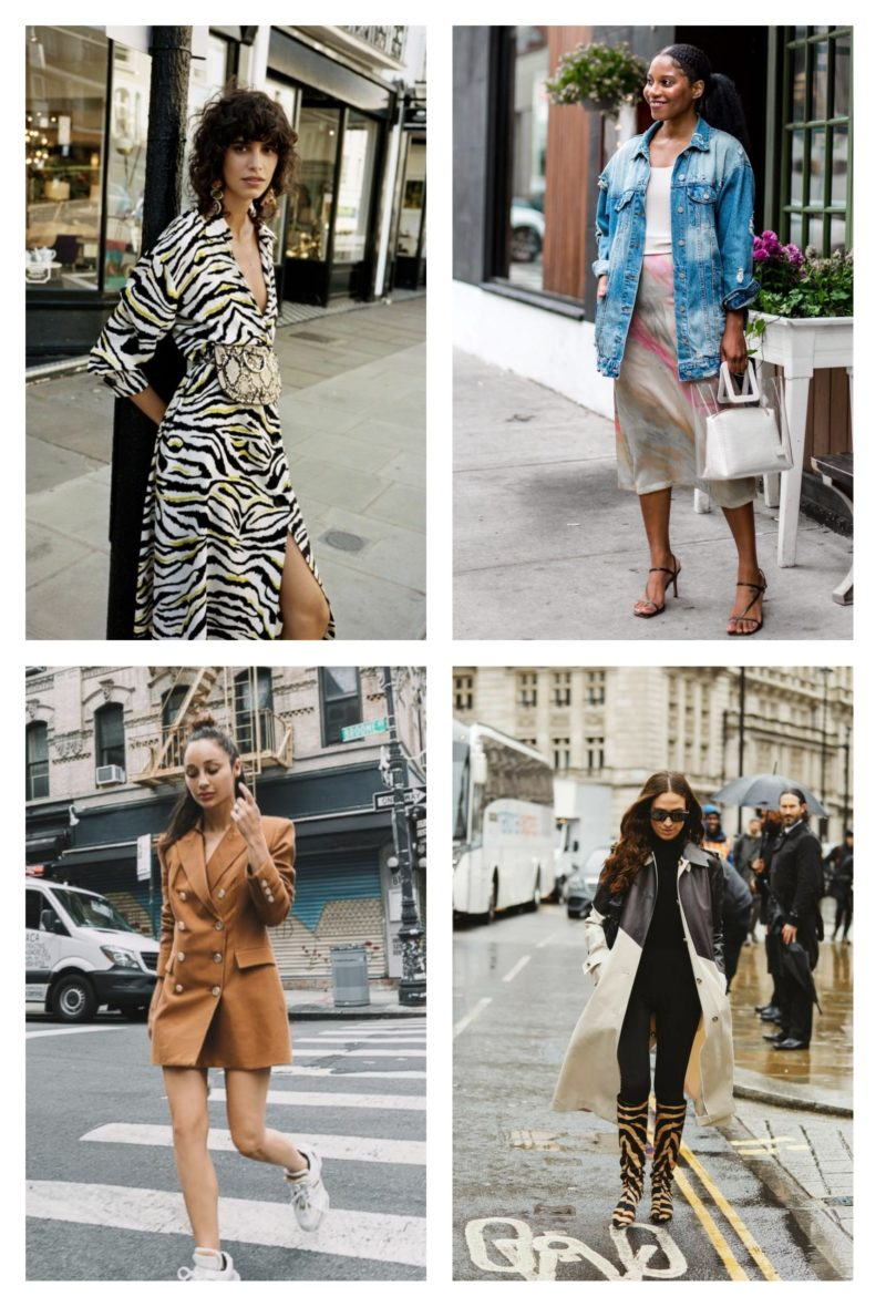 style vestimentaire femme modeuse