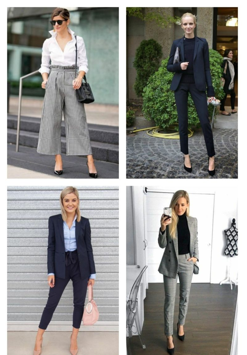 style vestimentaire femme business casual