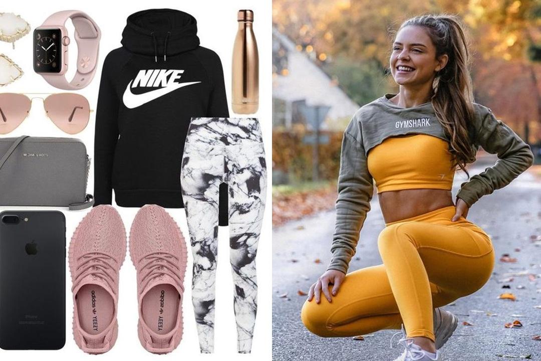 quelle tenue de sport pour femme
