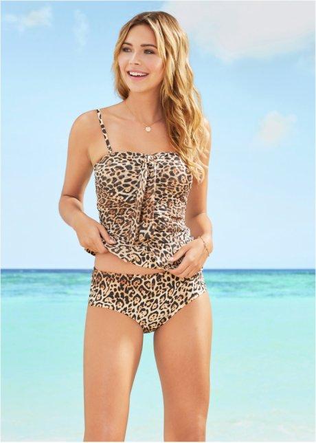 tankini leopard