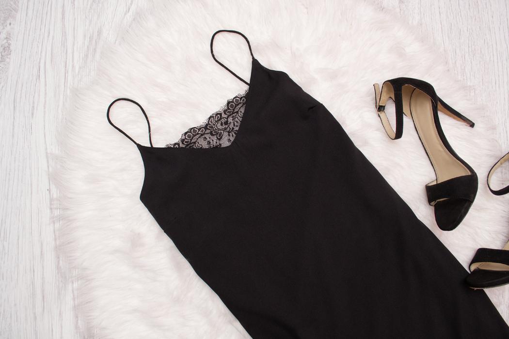 comment porter la slip dress la nuisette en look de jour