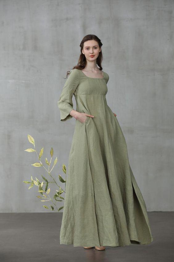 Les 5 atouts de la robe empire