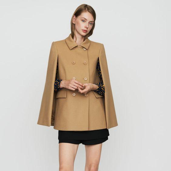 manteau-cape-laine