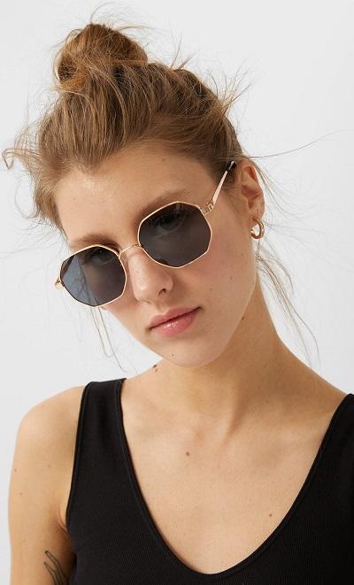 lunettes soleil stradivarius