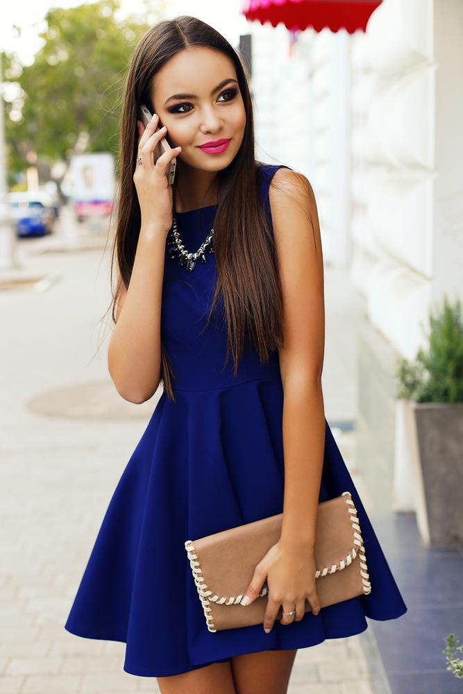 robe-bleu-marine-mariage