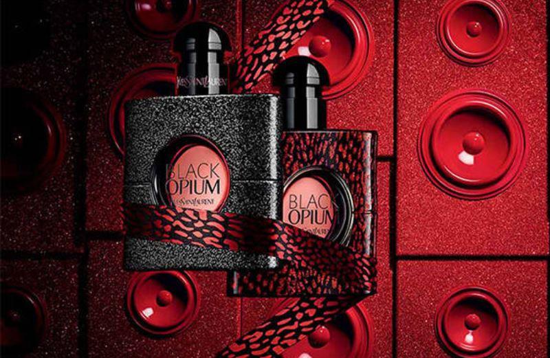 black opium yslbeauty
