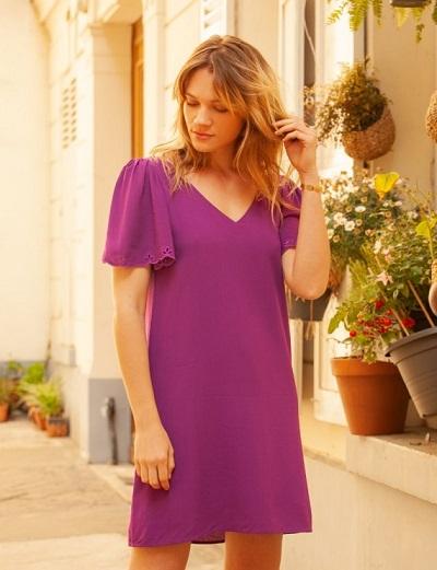 robe-violette-droite