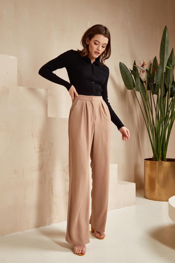 le pantalon large pour les petites
