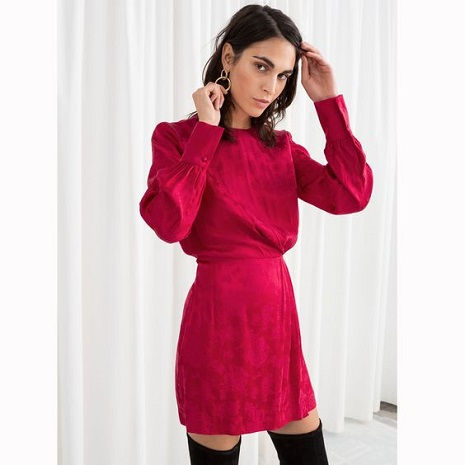 robe rouge sexy