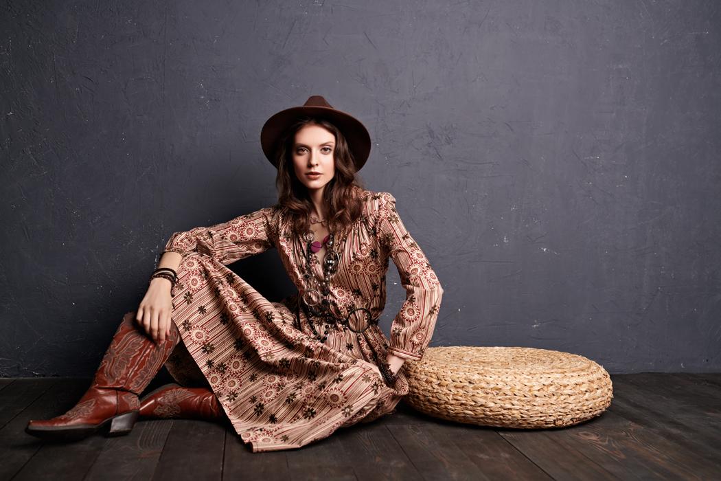 Robe bohème Gypsy