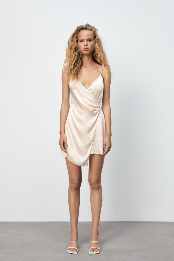 La robe cache-cœur